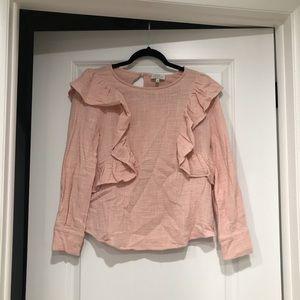 Lucky Brans blouse
